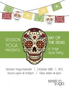 Session Day of the Dead for social media